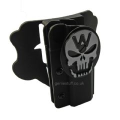 WE Tech Polymer Skull Holster for WE Hi Capa Airsoft Pistol